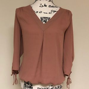 New York & So SOHO Soft Blouse